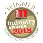 Meat Management Awards Logo for Training Scheme of the Year